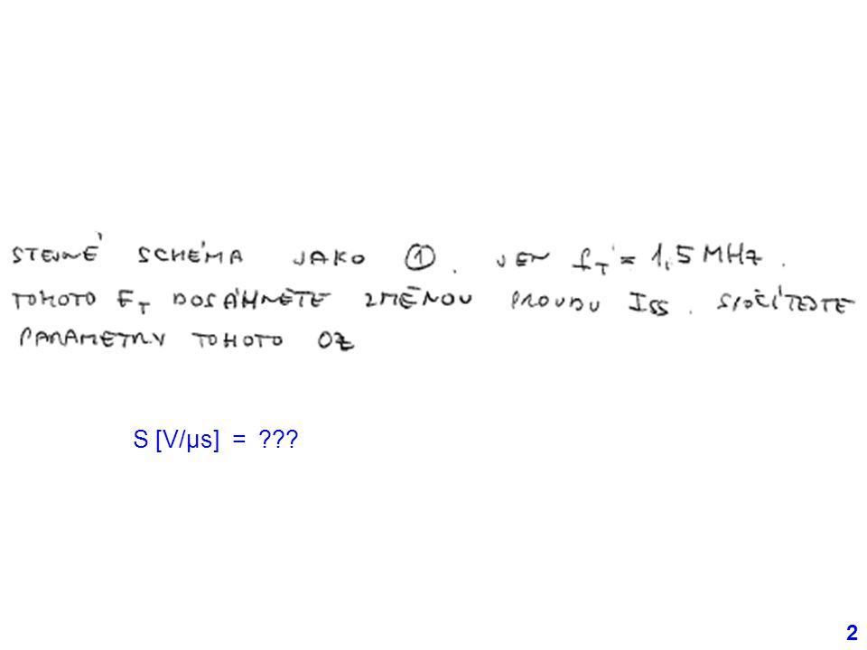 S [V/μs] = 2